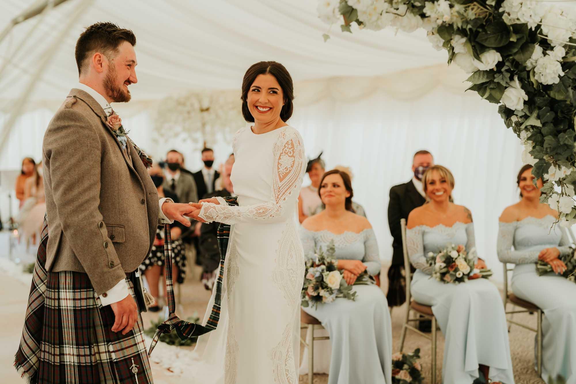 Cornhill Castle Wedding Blog -16