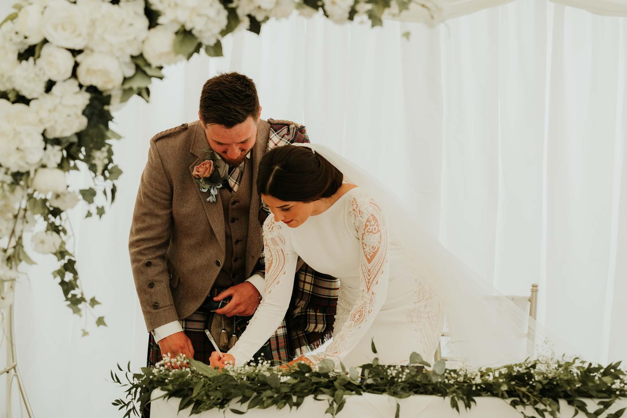 Cornhill Castle Wedding Blog -19