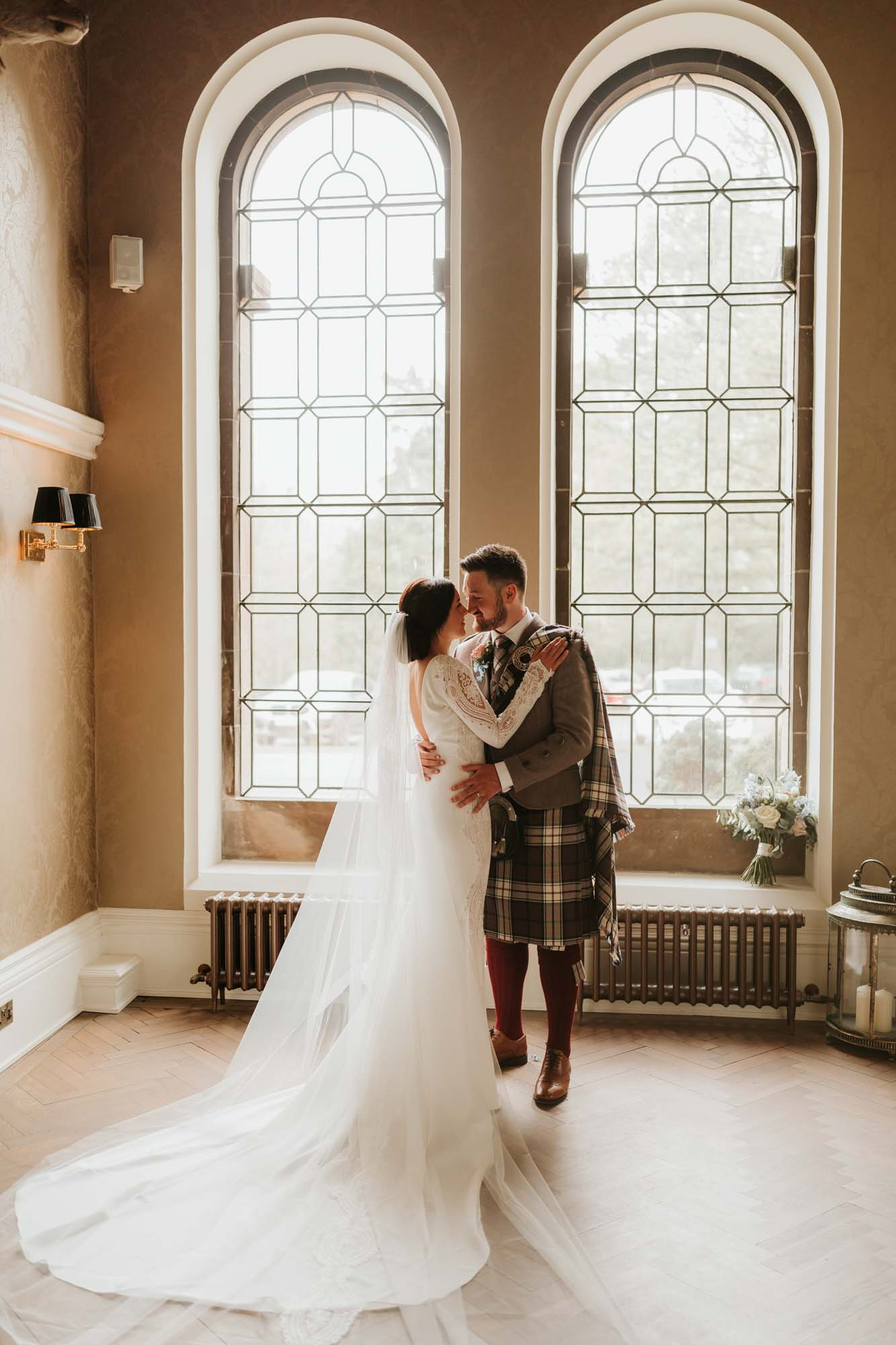 Cornhill Castle Wedding Blog -27