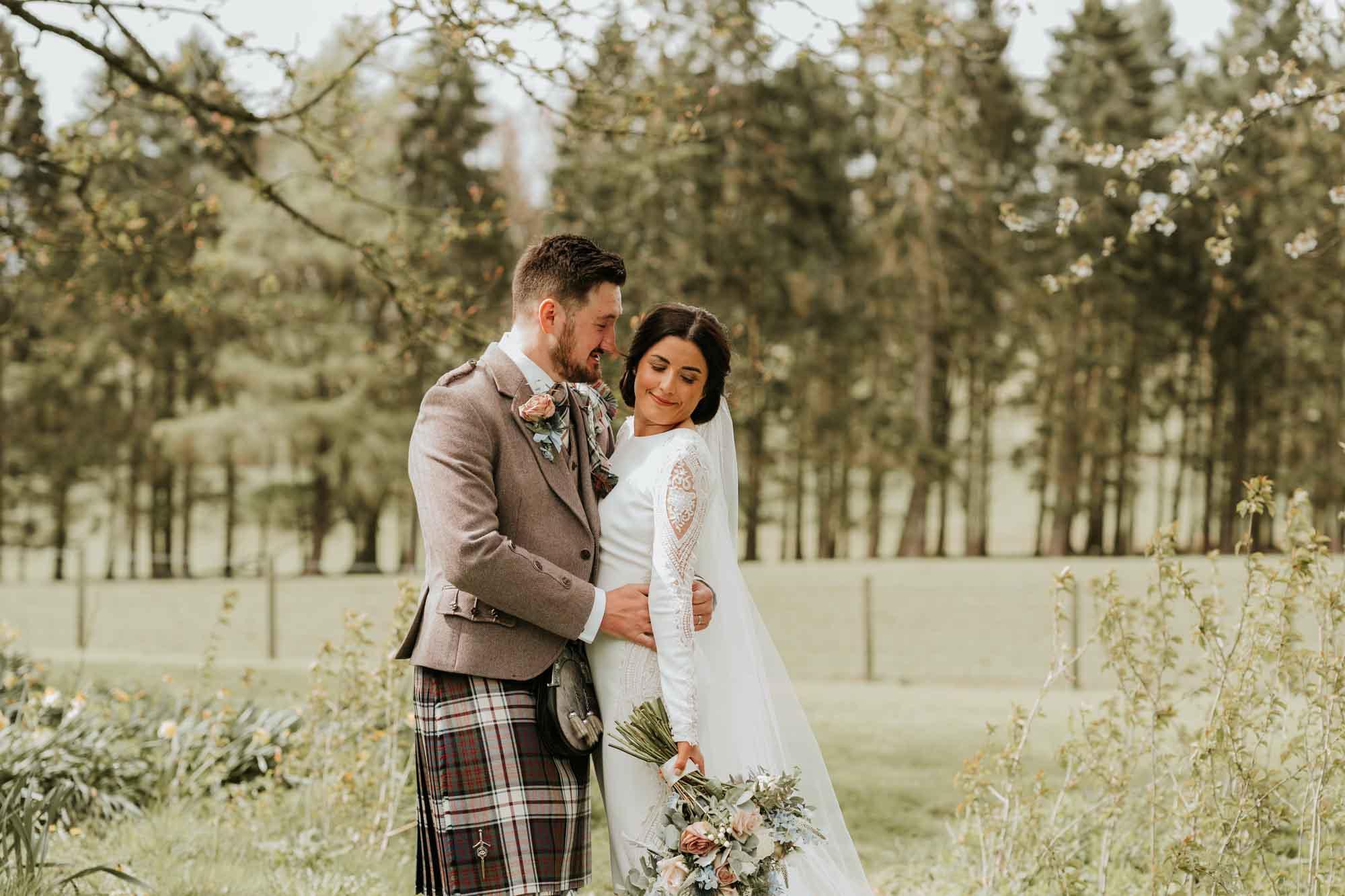 Cornhill Castle Wedding Blog -34