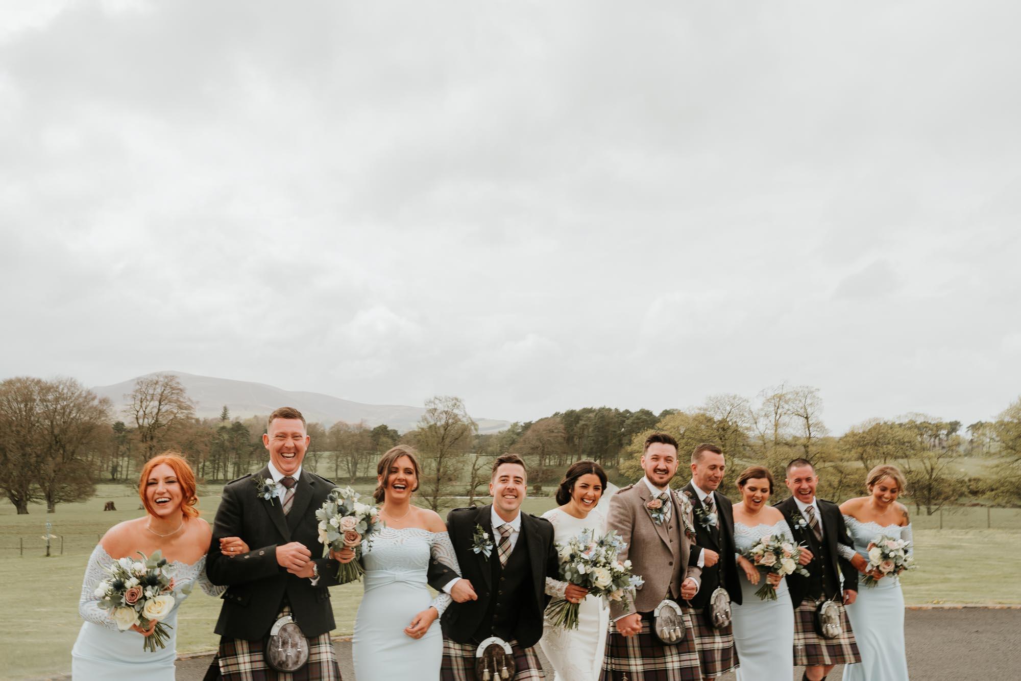 Cornhill Castle Wedding Blog -39