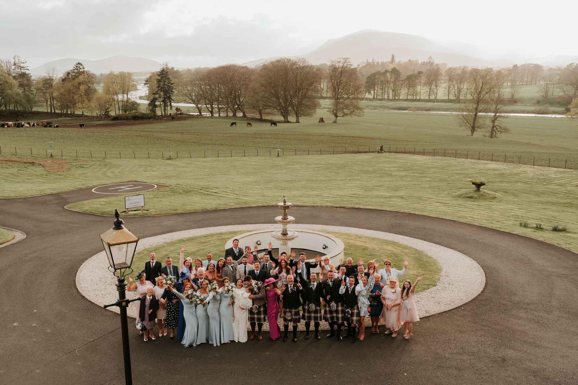 Cornhill Castle Wedding Blog -53