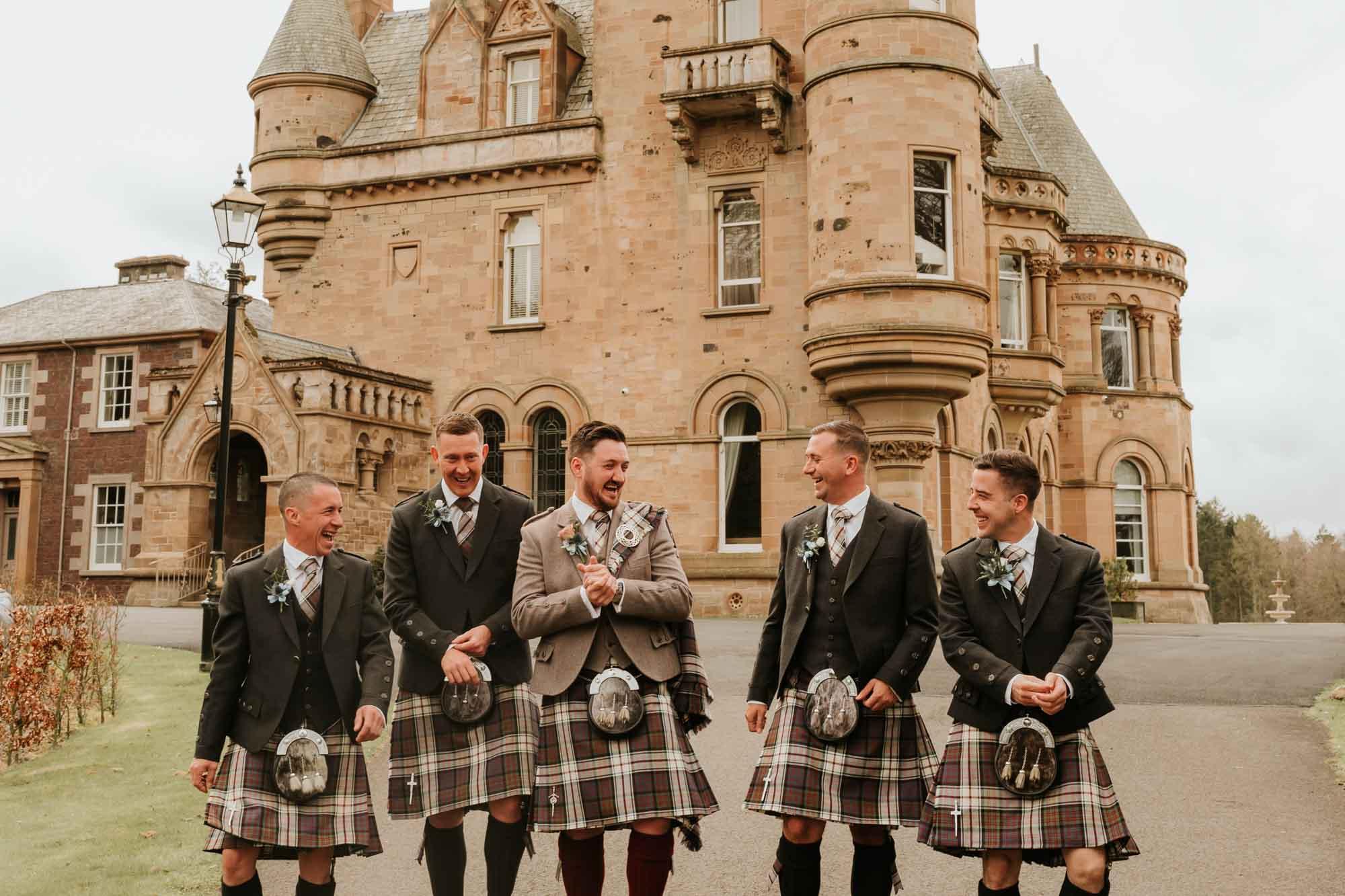 Cornhill Castle Wedding Blog -6